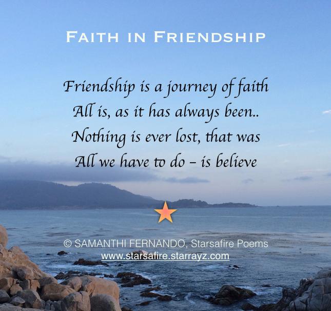 friendship starsafire poems ✩ love sf
